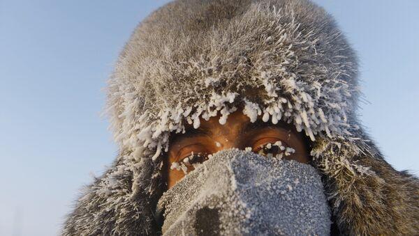 Un étranger au nord-est de la Sibérie, image d'illustration  - Sputnik France