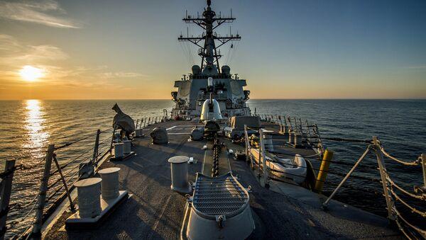 USS Donald Cook - Sputnik France