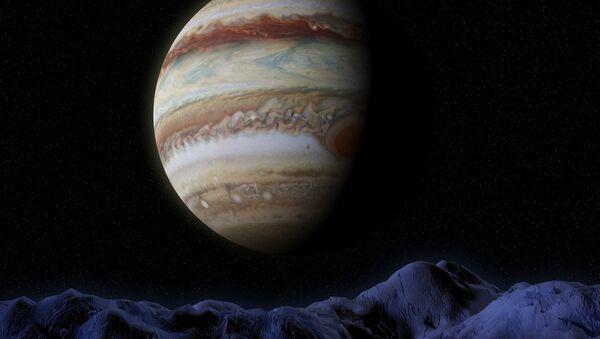 Jupiter - Sputnik France