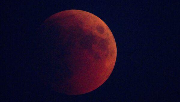 Eclipse lunaire totale - Sputnik France