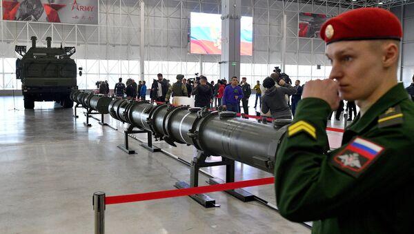 Démonstration du missile 9M729 aux attachés militaires - Sputnik France