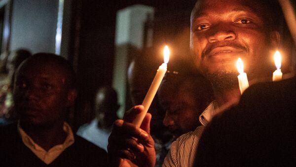 Les partisans de Félix Tshisekedi lors des élections présidentielles en RDC - Sputnik France