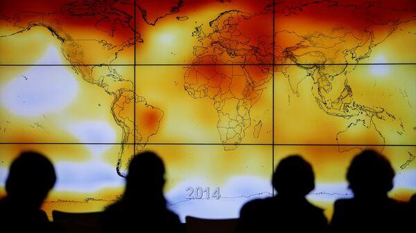 Conférence de l'Onu sur le climat. - Sputnik France