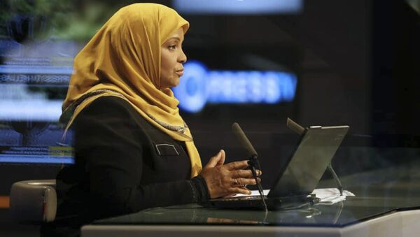 La présentatrice de Press TV Marzieh Hashemi - Sputnik France