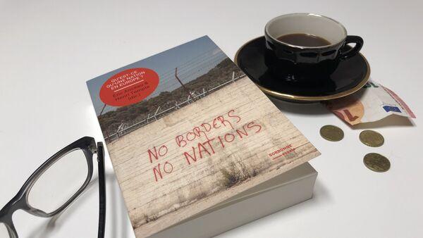 Couverture du livre Qu'est-ce qu'une nation en Europe? - Sputnik France