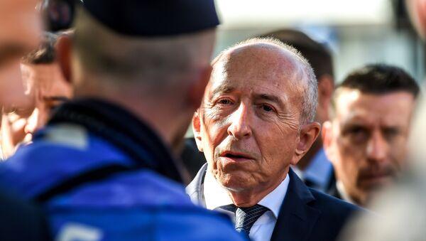 Gérard Collomb - Sputnik France