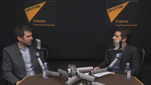 Sputnik France a reçu Alexandre Langlois, secrétaire général du syndicat de police VIGI, pour parler des violences policières - Sputnik France