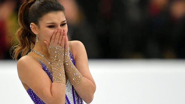 Sofia Samodourova, la nouvelle championne d'Europe de patinage artistique - Sputnik France