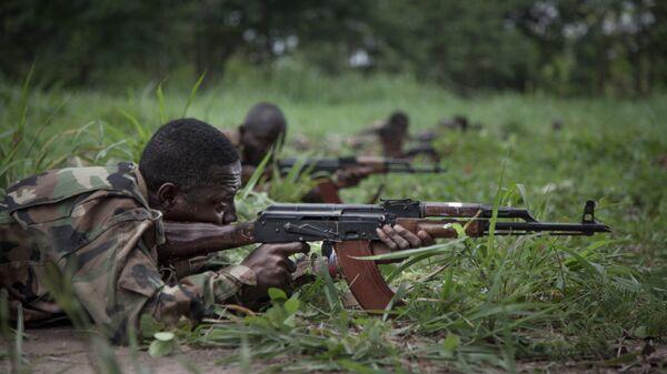 Forces armées, Centrafrique - Sputnik France