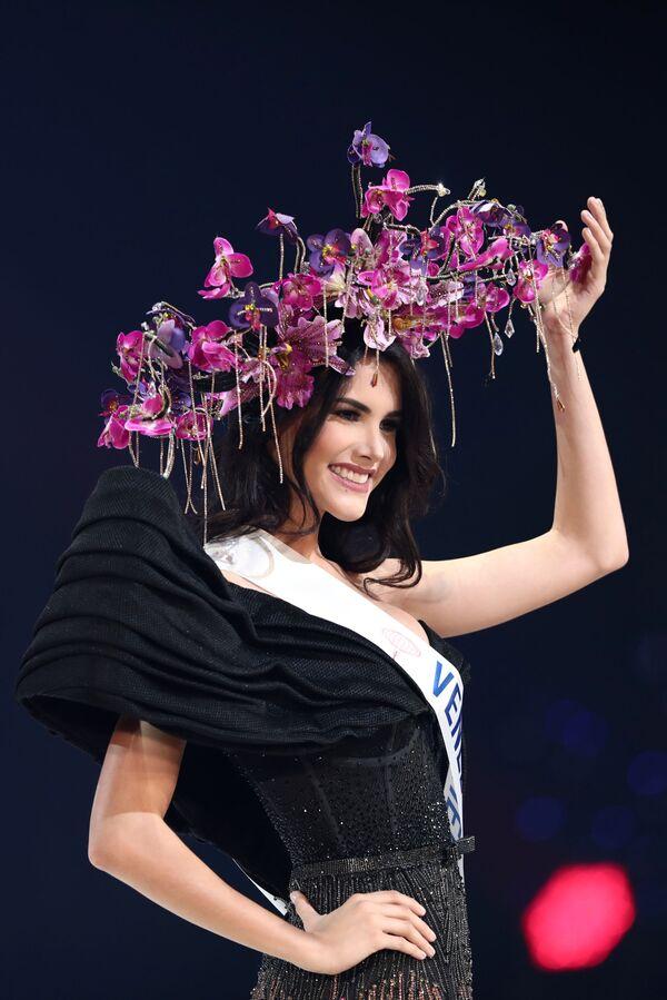 Les belles du Top-5 du prix Timeless Beauty du portail Missosology - Sputnik France