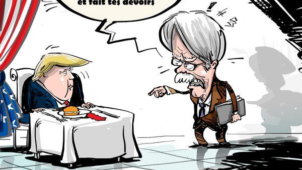 Bolton aurait interdit à Trump d'établir le dialogue avec le Venezuela - Sputnik France