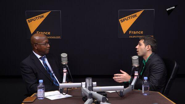 Sputnik France a reçu Gabriel Serville, député de Guyane - Sputnik France
