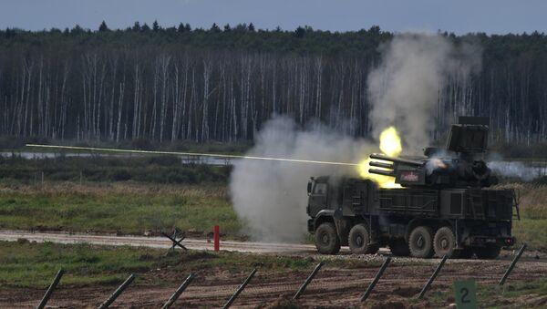 Le système antiaérien russe Pantsir-S1 - Sputnik France