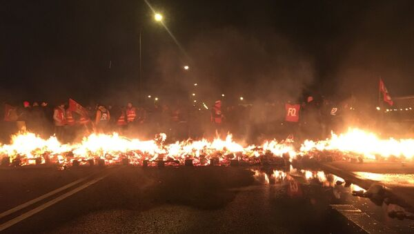 Fleury-Mérogis: les surveillants de la prison dénoncent leurs conditions de travail - Sputnik France