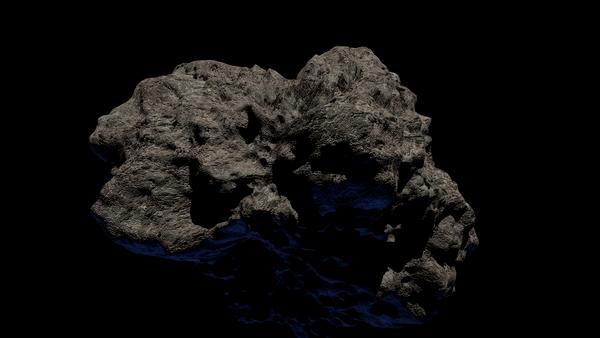 Une météorite (image d'illustration) - Sputnik France