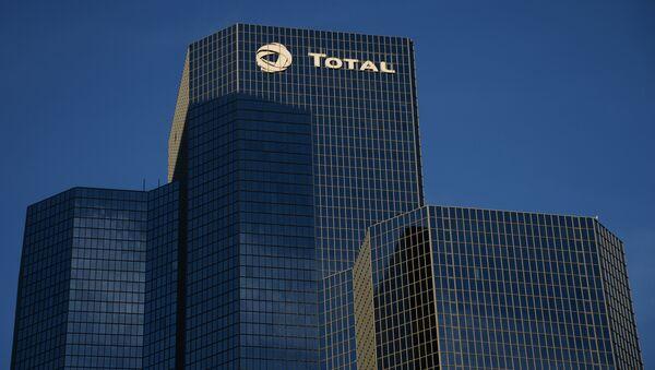 le siège social de Total à La Défense - Sputnik France