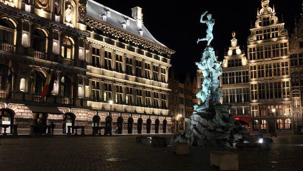Amberes, Bélgica - Sputnik France