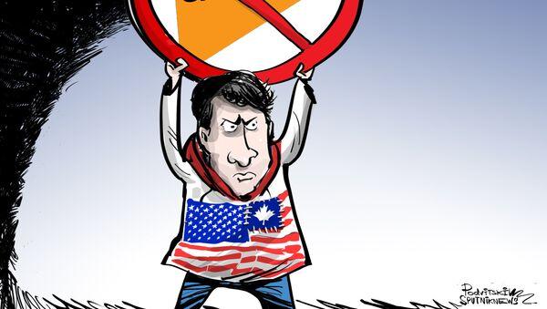Trudeau est fâché pour «le 51e État US»? - Sputnik France