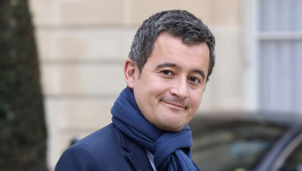 Gerald Darmanin - Sputnik France