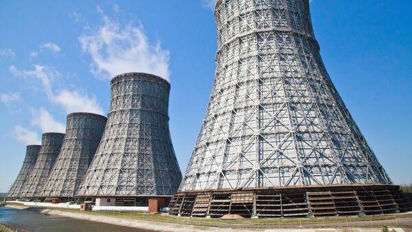 Centrale électro-nucléaire - Sputnik France