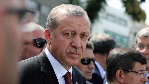 Recep Tayyip Erdoğan - Sputnik France