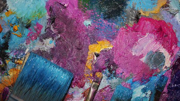 масляные краски - Sputnik France