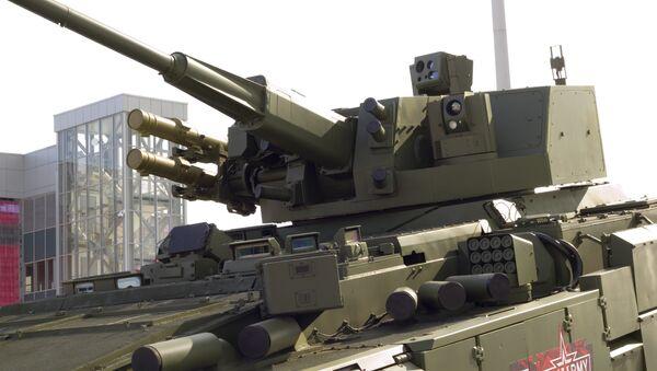 le module de combat de calibre 57 mm AU-220M - Sputnik France