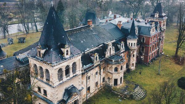 Les lieux abandonnés de différents pays - Sputnik France
