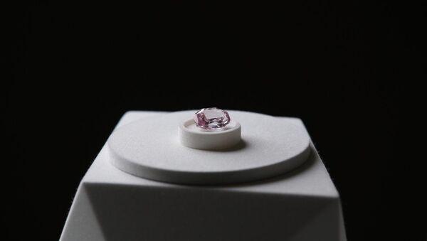 Diamant rose - Sputnik France