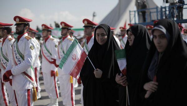 Des gardiens de la révolution islamique - Sputnik France