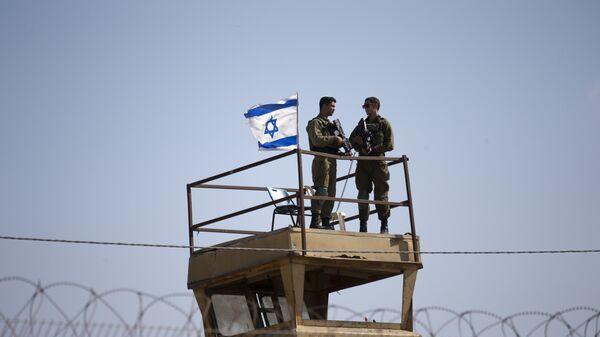 Frontière de Gaza - Sputnik France