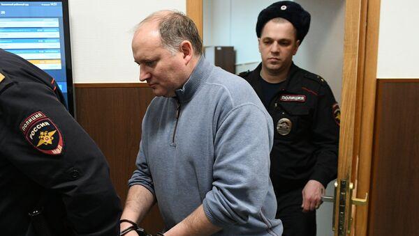 Philippe Delpal arrêté à Moscou - Sputnik France