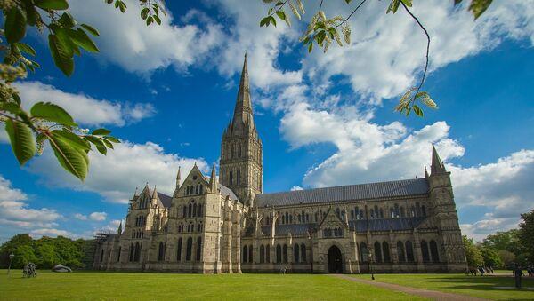Salisbury Cathedral - Sputnik France