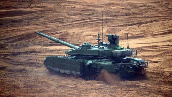Le T-90MS - Sputnik France
