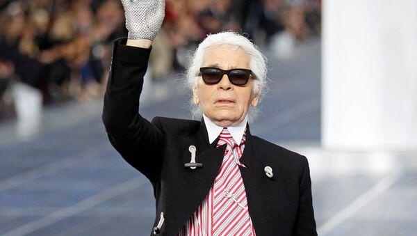 Karl Lagerfeld est décédé à l'âge de 85 ans - Sputnik France