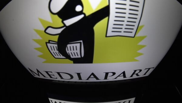 Mediapart - Sputnik France