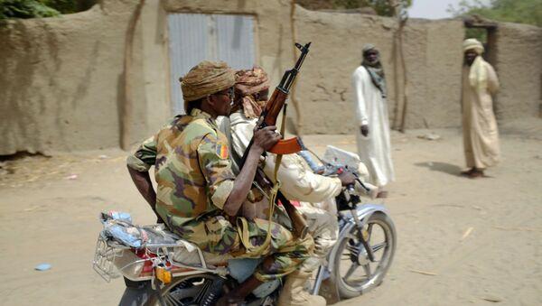 Des soldats tchadiens - Sputnik France