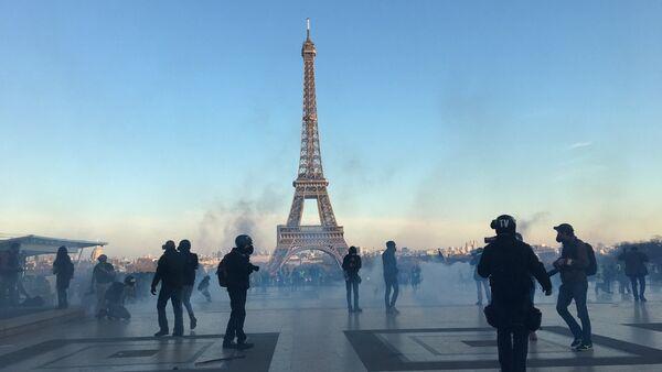 L'acte 15 des Gilets jaunes à Paris - Sputnik France