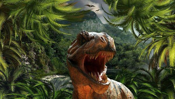 динозавр - Sputnik France