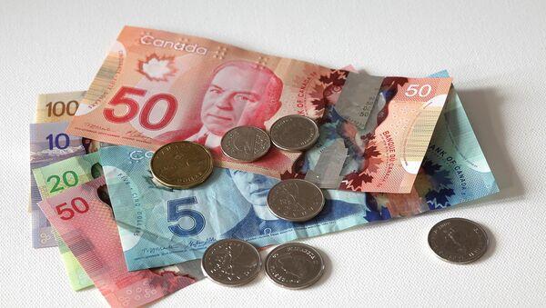 Канадский доллар - Sputnik France