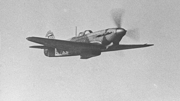 Avion de chasse Yak-3 - Sputnik France