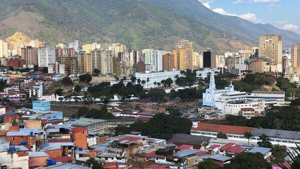 Caracas, capital de Venezuela - Sputnik France