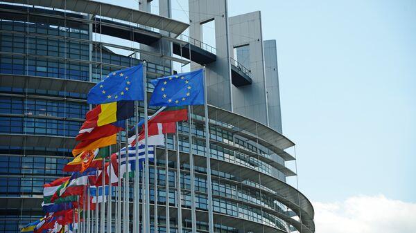 Le Parlement européen à Strasbourg. - Sputnik France
