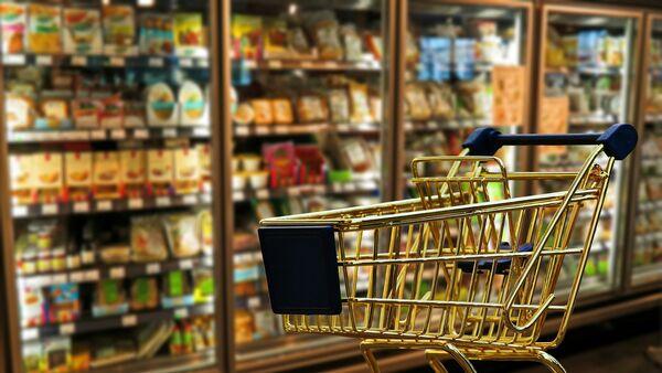 supermarché, image d'illustration - Sputnik France
