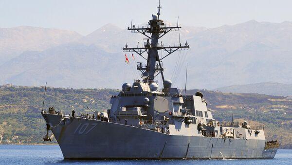 Le destroyer USS Gravely (DDG 107) - Sputnik France