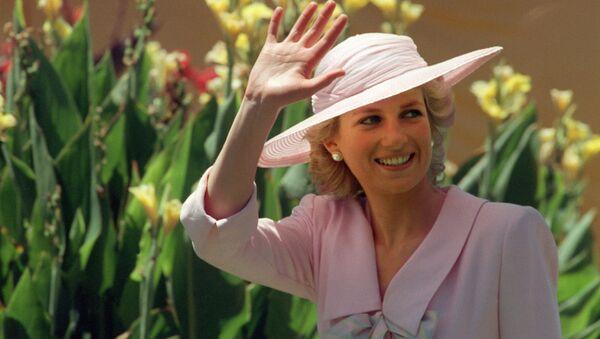 la princesse Diana - Sputnik France