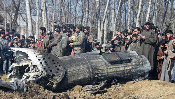 Avion indien abattu au Cachemire - Sputnik France