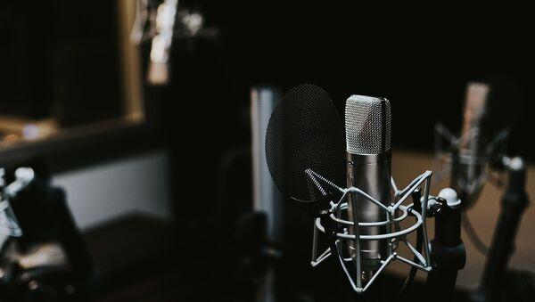 Microphone - Sputnik France