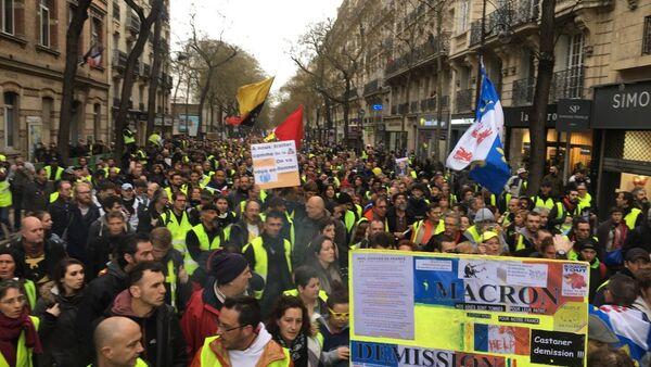 Acte 16 des Gilets jaunes, le 2 mars - Sputnik France