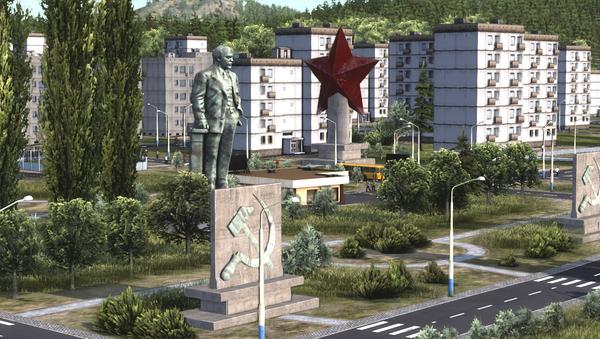 Un Slovaque a inventé un monde où le socialisme est devenu une réalité - Sputnik France